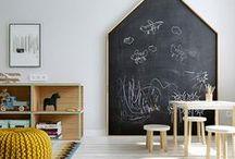 kids room / montessori inspired, kids rooms, floor bed, baskets, shelves, waldorf, natural, play. / by calivintage