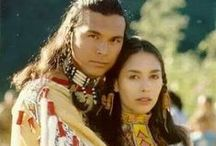 NATIVE actors / by Urban Native Girl