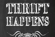 Thrift / by Wendy Steinmetz