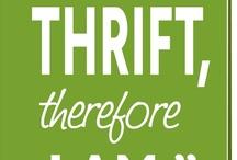 thrift town / by Wendy Steinmetz