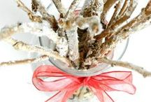 HOLIDAY decor / by Crystal Sifton
