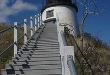 MILLS, bridges & lighthouses / by Crystal Sifton