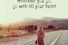 Quotes* / by Olivia DelVecchio