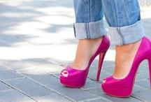 So HOT Pink! / by Wendy Steinmetz