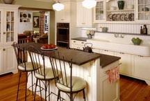 Glorious Kitchens / Eat, entertain and gather with friends and family
