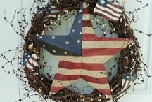 Holiday - Memorial Day & 4th of July   / by Annabelle Lanham