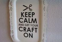 I'm So Crafty / by Angela Schmick