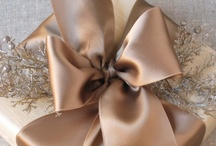 Gift Wrapping  / by Annabelle Lanham