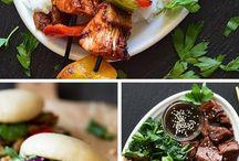 vegan salty & savory yumminess