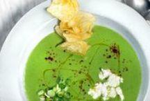 Soupe du Jour / A meal in a bowl