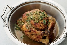 Le Poulet / Delicious turkey, chicken and poultry