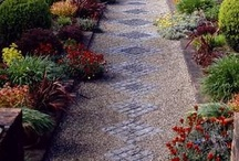 Steps 'n Stones / Walkways and paths lead to great interest