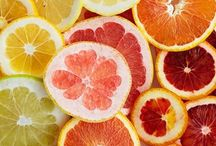 fire and citrus / by Michelle Wos Penasa