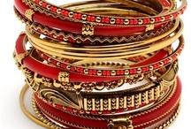 Wrapped Around My Wrist  / Love bracelets