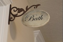 Bathroom Bits / Special and creative ideas for the bath