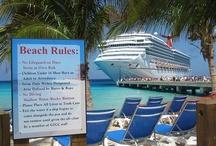 Carnival Cruises - Exotic Carribean Cruises / by Annabelle Lanham