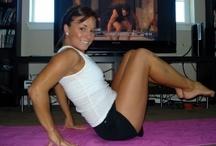 Exercises for a new body / by Annabelle Lanham