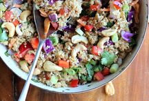 Vegan Food and Recipes / by Eva M