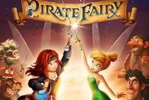 """ಌ Sophia's 3rd Birthday Pixies and Pirates ಌ / Since my little Princess Fairy loooooves Tinker Bell so much I've decided to make birthday #3 a Pixies and Pirates adventure inspired by Disney's new movie """"Pirate Fairy"""""""