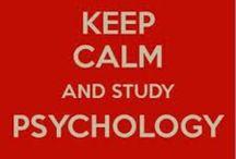 Psychology ❤️ / by Olivia DelVecchio