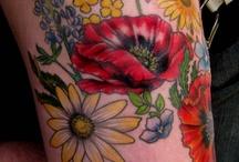 Tattoos / by Rachael Blomeley