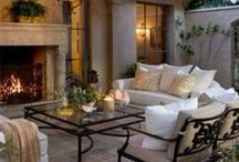 Beautiful outdoor areas / by Jennye White
