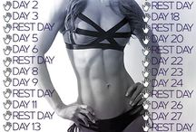 Workout / by Cassie Smithwick