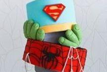 Superhero / by Rachael Blomeley
