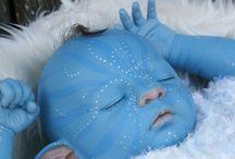 Ooak/reborn dolls / by Melody Tadlock Malone