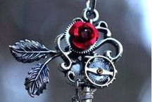 GOTHIC and steampunk / by Crystal Sifton