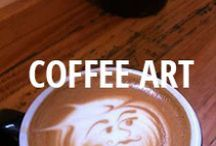 Coffee Art / All of the most beautiful art created with a combination of coffee, milk, and precision. / by Zomato USA
