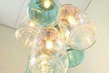 MASON jars / by Crystal Sifton