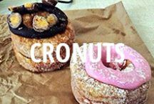Cronuts / While only Dominique Ansel sells authentic cronuts, we would eat any of these cronut impersonators as well. / by Zomato USA