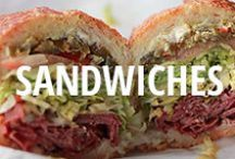 Urbanspoon Sandwiches / by Urbanspoon