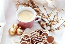 CHRISTMAS YUMMINESS / by Tracy Seauw