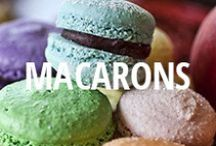 Macarons / The most beautiful macarons to be found on Urbanspoon. / by Zomato USA