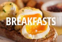 Breakfasts / The best breakfasts to wake up to as found on Urbanspoon. / by Zomato USA