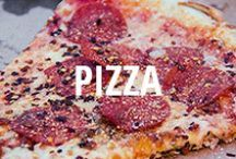 Pizza / The cheesiest, most delicious pizza to be found on Urbanspoon. / by Zomato USA