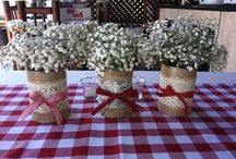 Country themed party / by Rachael Blomeley