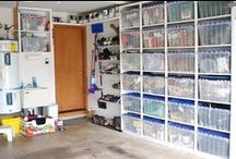 GARAGE / by Crystal Sifton