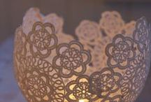 Crafty // Decor / by Pearly T