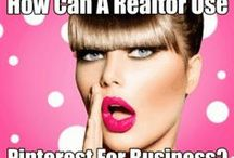Real Estate | Home Improvement | Realtor Advice / Pinterest for real estate - Pin your top articles about buying and selling a home. Real Estate social media pins are also welcome. Please do not pin real estate listings or local information! No DUPLICATE pins please. If you would like an invitation to the board email billgassett@remaxexec.com Members please feel free to add others to the board!