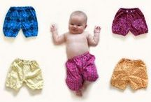 Child-Size Sewing Patterns / Sewing Patterns for babies, children