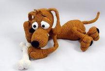 Crochet - Amigurumi / by Rachael Blomeley