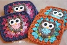 Crochet - Granny Squares / by Rachael Blomeley