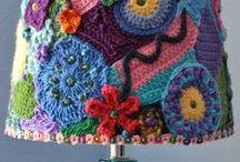 Crochet - Freeform / by Rachael Blomeley