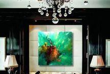 Wnętrza inspiracje / Inspiracje aranżacje wnętrz kuchnia łazienka salon korytarz schody wiatrołap płytki oświetlenie kamień