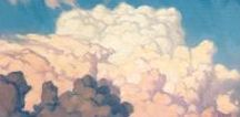 "on clouds / making the sky great again, i am to write on ""wandering"" cloud motif in the swedish-polish-german-finnish-russian-latvian landscape paintings from the 19/20th century!"
