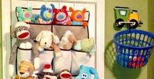 Creative Ideas for Organization ! / DIY projects for closets,kitchens and kids rooms!