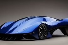 Supercars allover the world